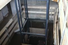 Stalen liftschacht (8)