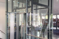Stalen liftschacht (4)