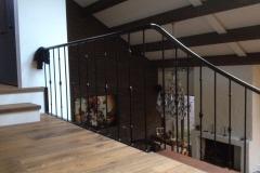 Trap en hekwerk Wageningen Hoog (3)