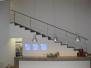 Glas balustrade